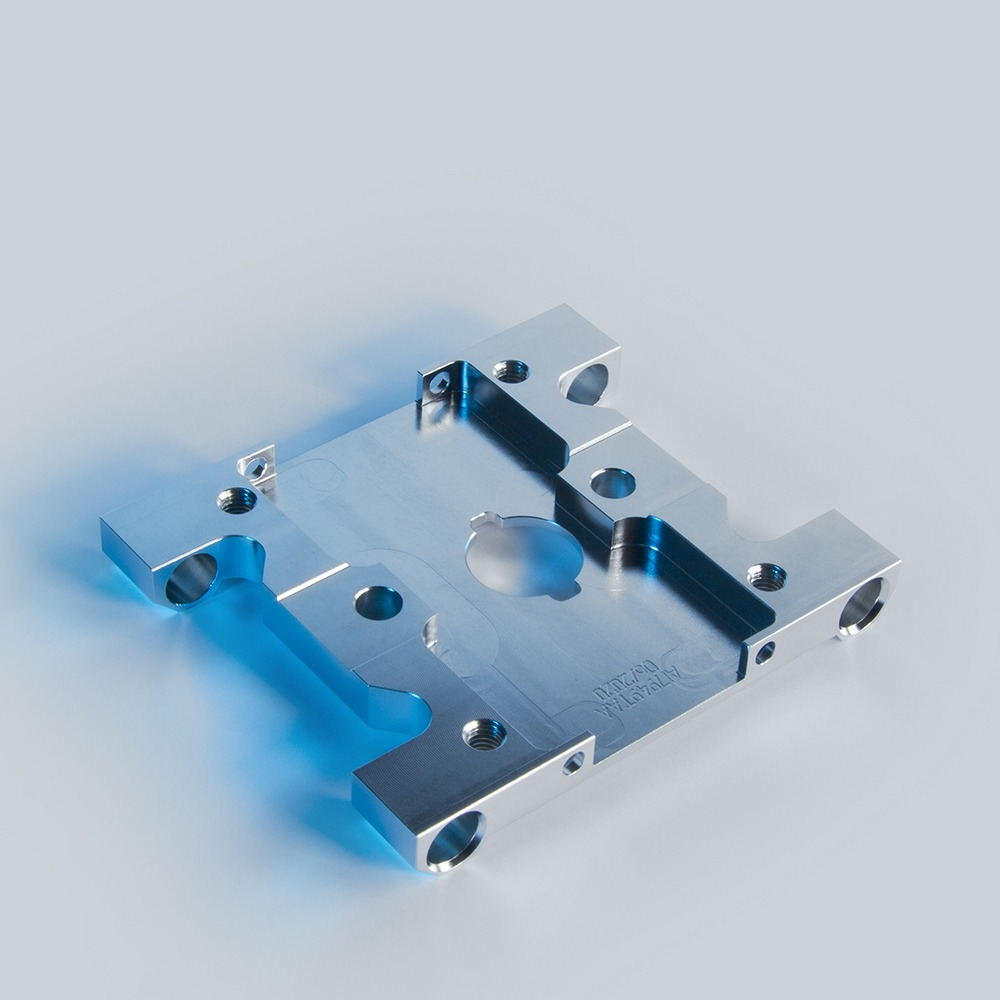 CNC Milled parts - Techno Group