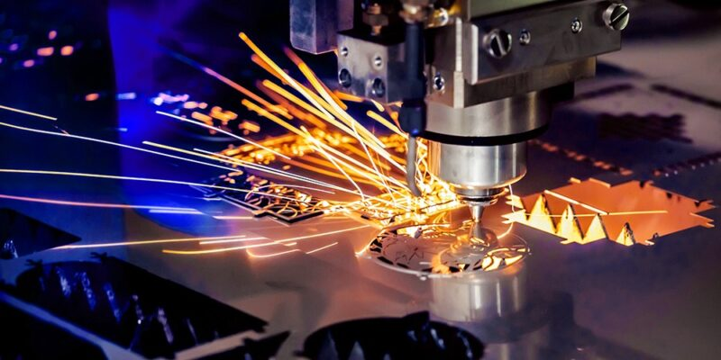 Laser cutting service Techno Group